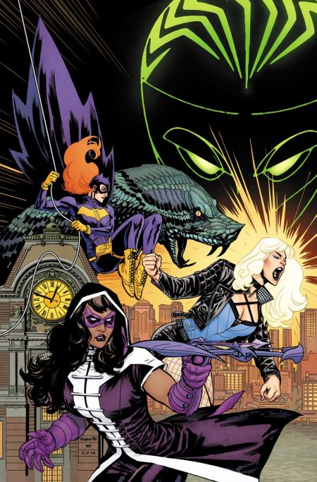 """""""Batgirl and The Birds Of Prey"""" #1"""