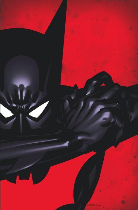 """""""Batman Beyond: Rebirth"""" #1"""