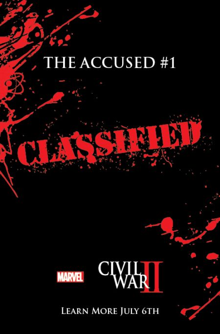 """Civil War II: The Accused"" #1"