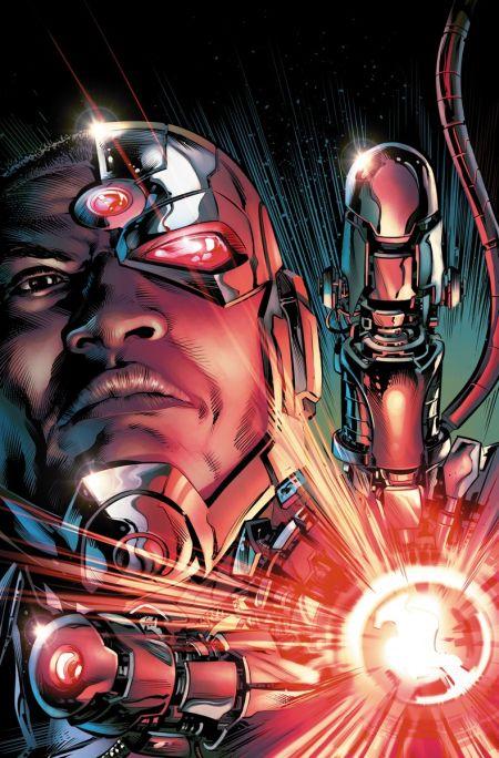 """""""Cyborg: Rebirth"""" #1"""
