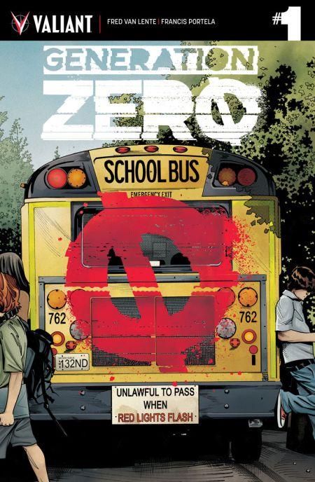 """""""Generation Zero"""" #1"""