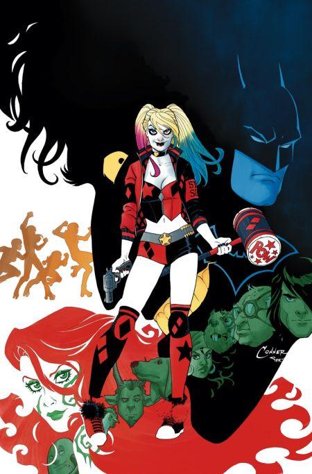 """Harley Quinn"" #1"