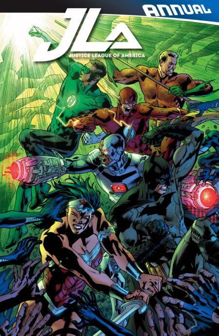 """Justice League of America Annual"" #1"