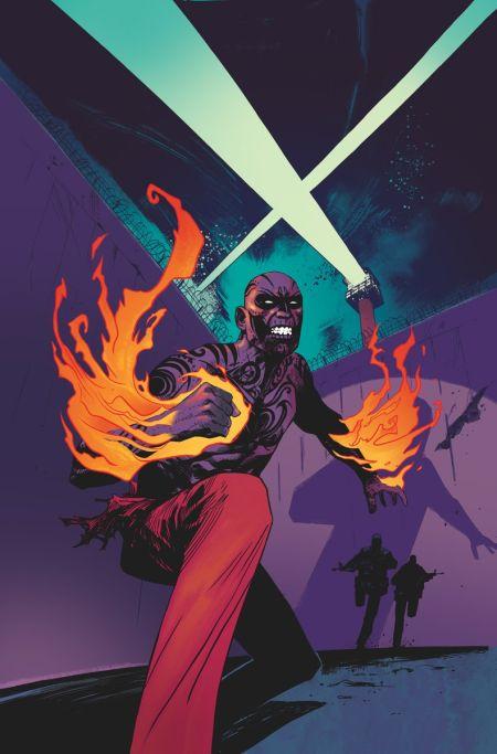 """""""Suicide Squad Most Wanted: El Diablo and Boomerang"""" #1"""