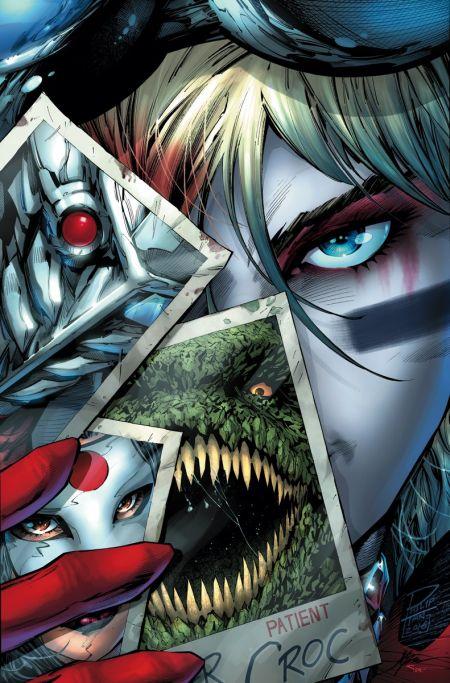 """""""Suicide Squad: Rebirth"""" #1"""
