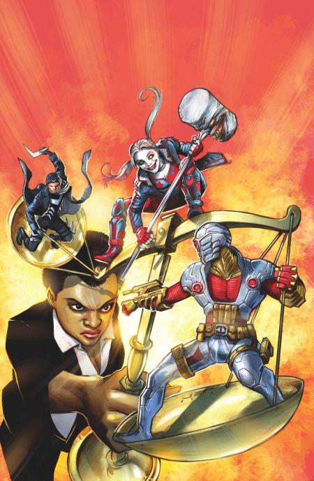 """""""Suicide Squad: War Crimes"""" #1"""