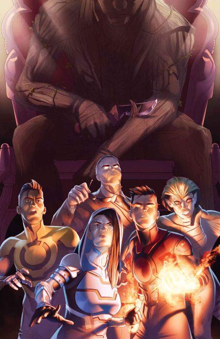 """""""Uncanny Inhumans Annual"""" #1"""