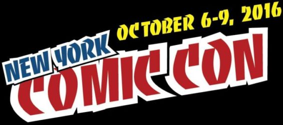 Exploring NY Comic Con 2016: Day Three, Part One (10/8/2016)
