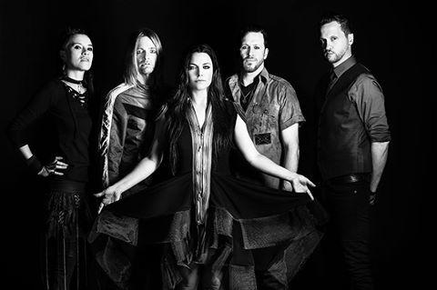Photo - Evanescence - 2016
