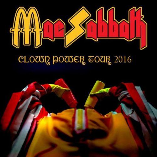 Tour - Mac Sabbath - 2016