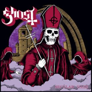 """Secular Haze"" (Single) by Ghost"