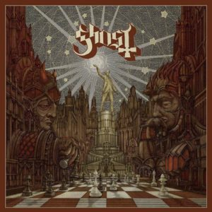"""Fall Prostrate In Adoration of Ghost's Sneak Peek Track """"Square Hammer"""""""