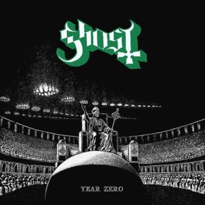 """Year Zero"" (Single) by Ghost"