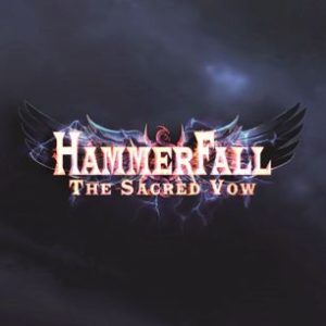 """""""The Sacred Vow"""" (Single) by Hammerfall"""