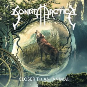 """Closer To An Animal"" (Single) by Sonata Arctica"