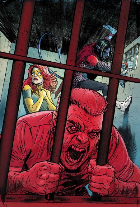 """Extraordinary X-Men Annual"" #1"