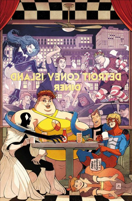"""Great Lakes Avengers"" #1"