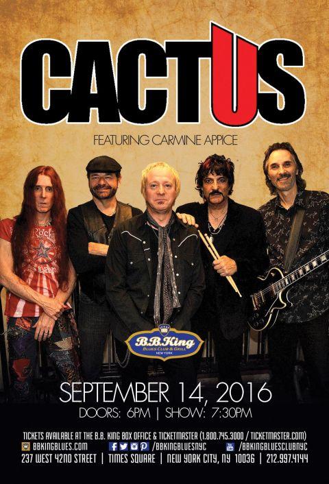 poster-cactus-at-bb-kings-2016