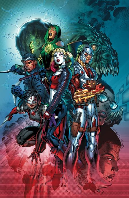 """Suicide Squad Director's Cut"" #1"