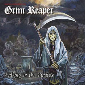 """""""Walking In The Shadows"""" (Single) by Steve Grimmett's Grim Reaper"""