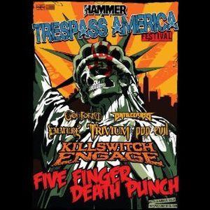 """Trespass America Tour 2012"" Sampler by Various Artists"