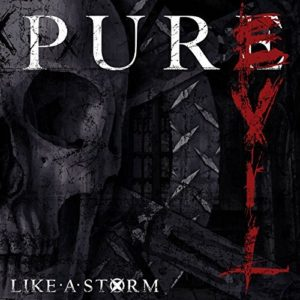 """""""Pure Evil"""" (Single) by Like A Storm"""