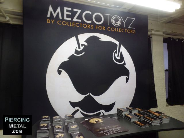 mezco toyz, 2017 toy fair press preview, one:12 collective