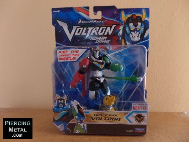 voltron legendary defender, playmates toys