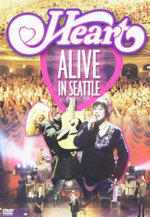 """Alive In Seattle"" [DVD] by Heart"