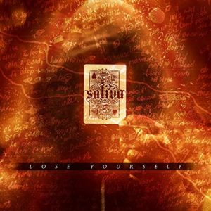 """""""Lose Yourself"""" (Single) by Saliva"""