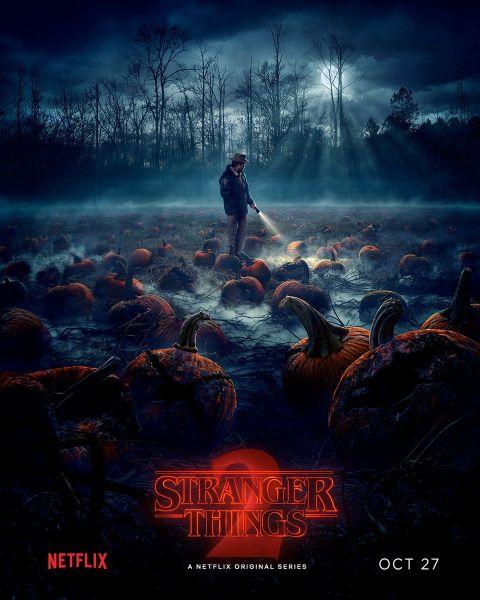stranger things, stranger things posters