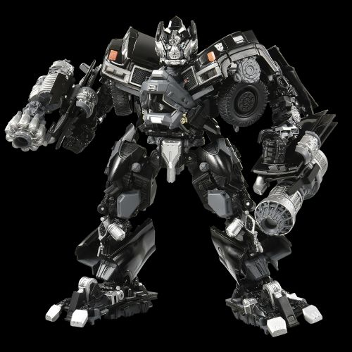 the transformers, hasbro, hasbro toys, action figures, transformers masterpiece movie series, ironhide