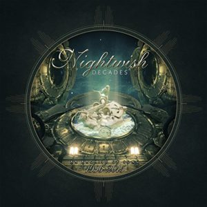 nightwish, album covers