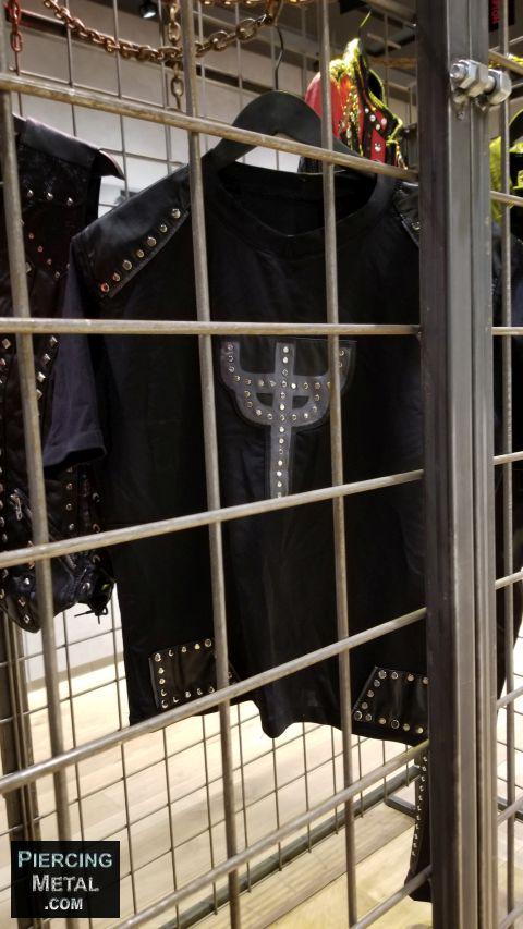 judas priest, sony square nyc, judas priest pop-up shop